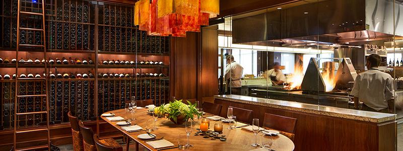 Allison Inn and Spa Jory Restaurant