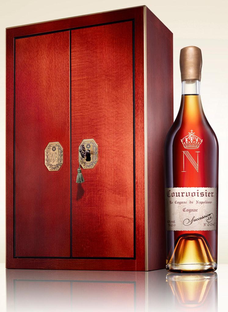 Courvoisier Succession JS Cognac