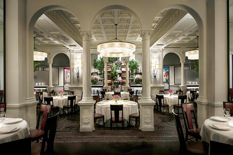 Restaurant Daniel,  Manhattan, New York