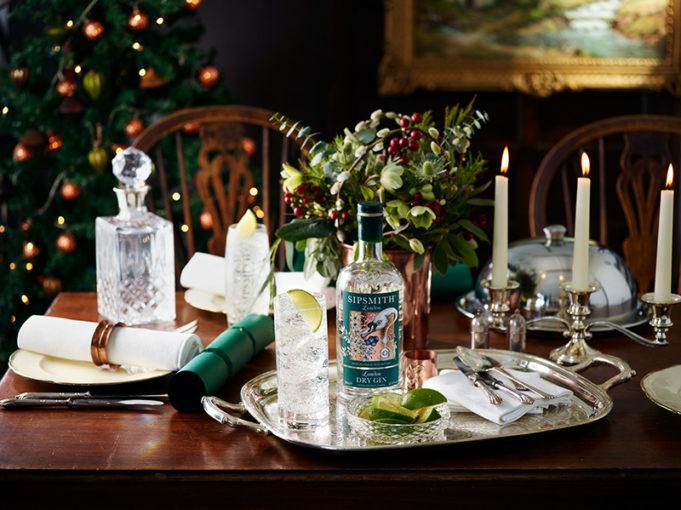 Sipsmith Festive G&T