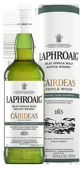Laphroaig Cairdeas Islay Single Malt Scotch whisky