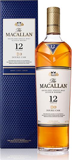 Macallan 12 Year Old Highland Single Malt Scotch whisky