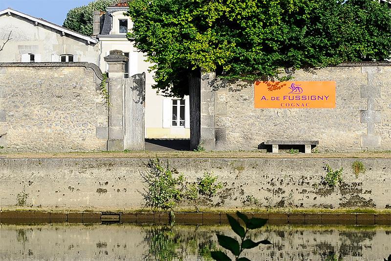 A. de Fussigny house