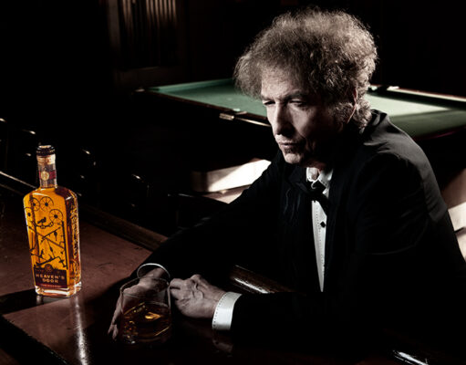 Bob Dylan Heaven's Door whiskey