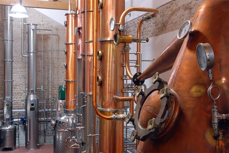 Sede Distillery Stills
